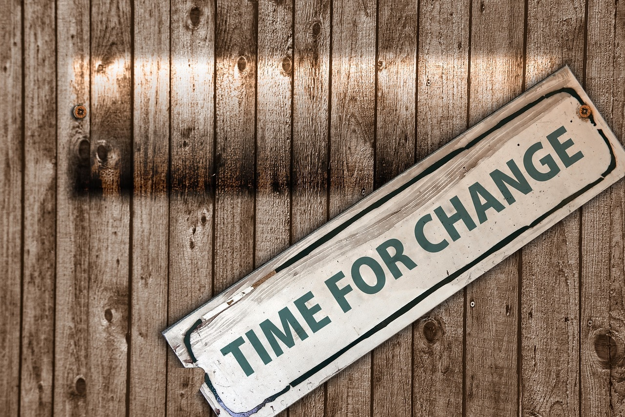 Изменить жизнь с чего начать