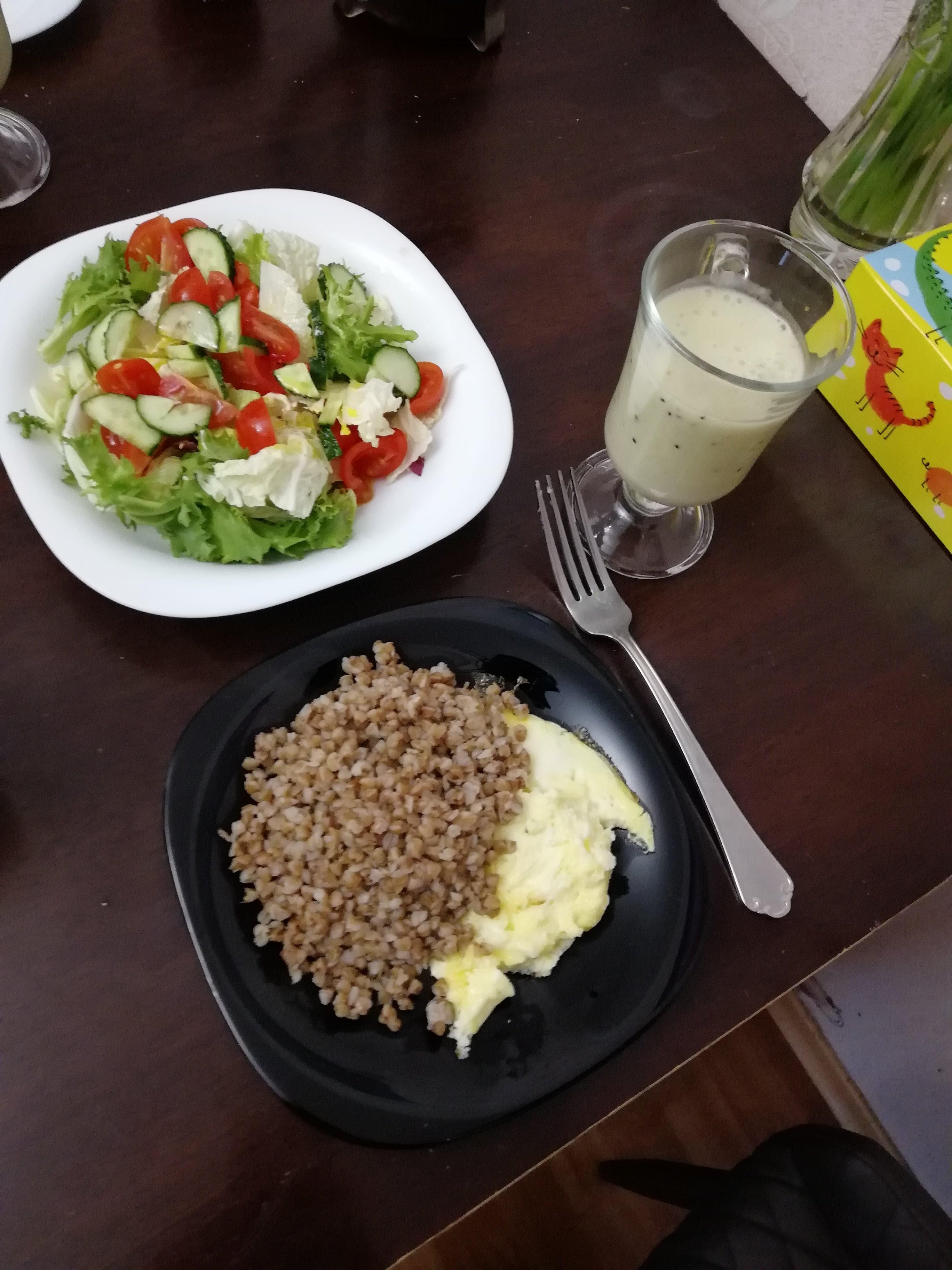 Мои утренние ритуалы - здоровый завтрак
