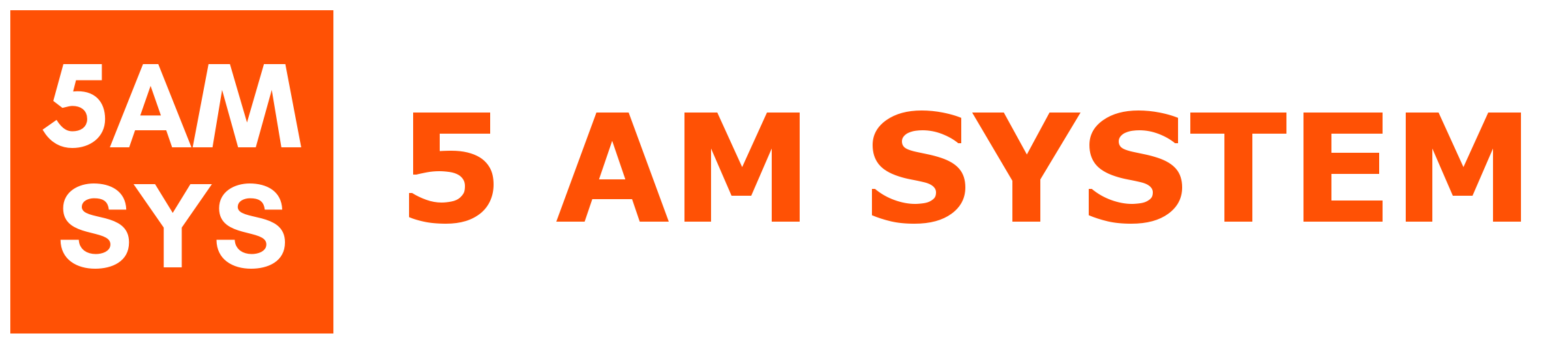 5 AM SYSTEM