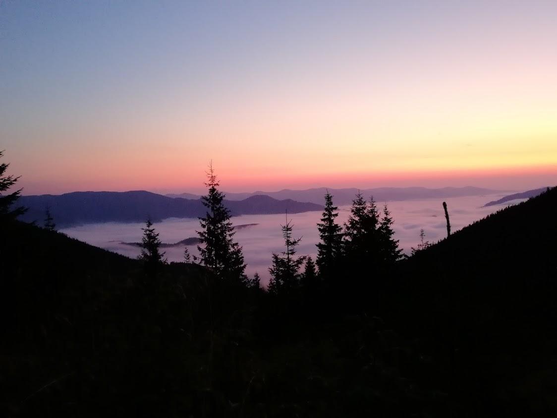 Самый красивый восход