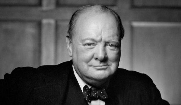 Уинстон Черчилль успех - это